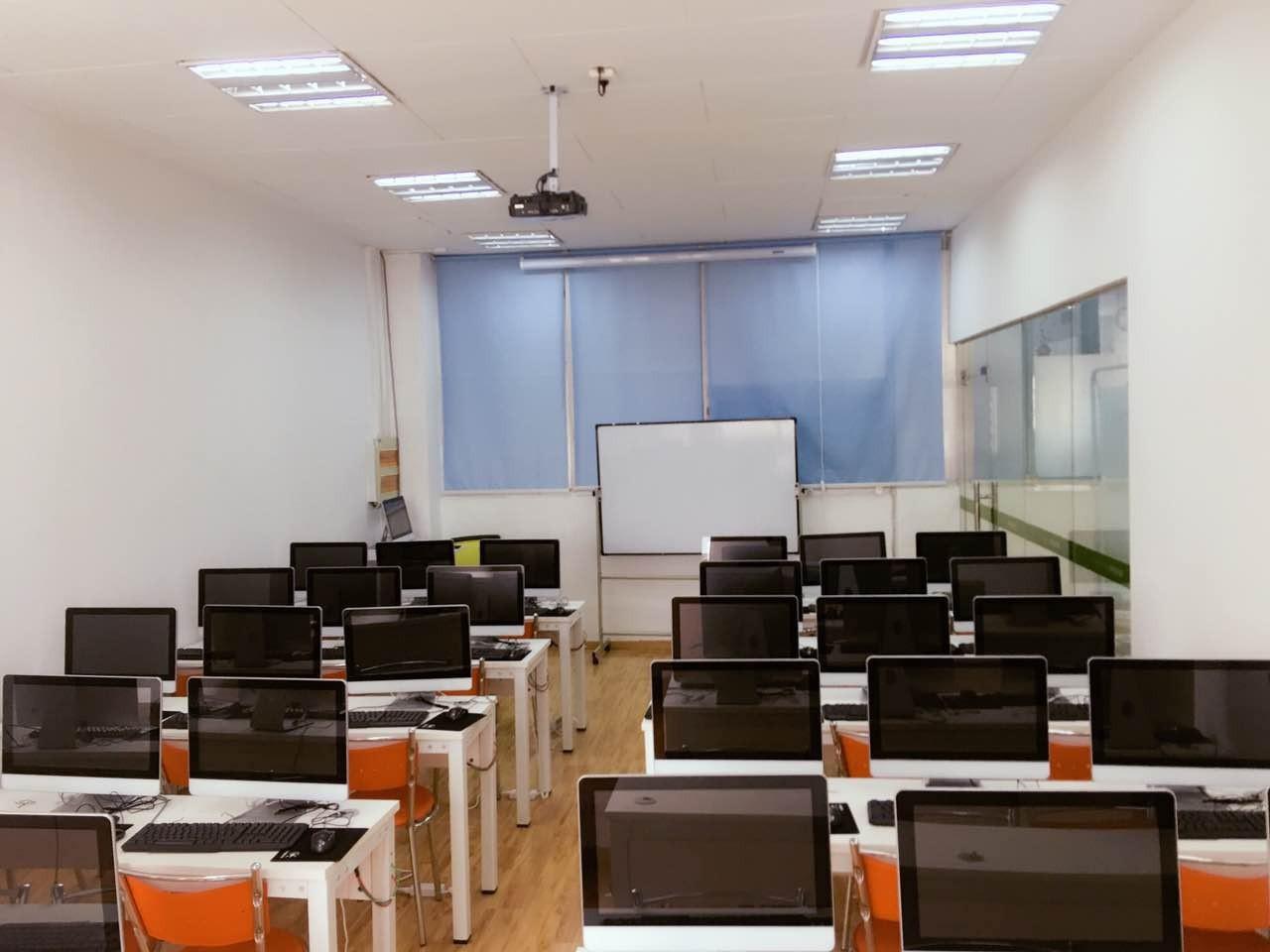 达州会计龙8国际注册学校-上课环境