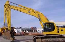 挖掘机驾驶与维修