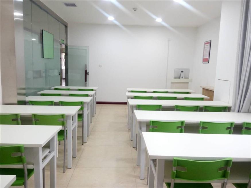 绵阳恒企会计教育-学校环境