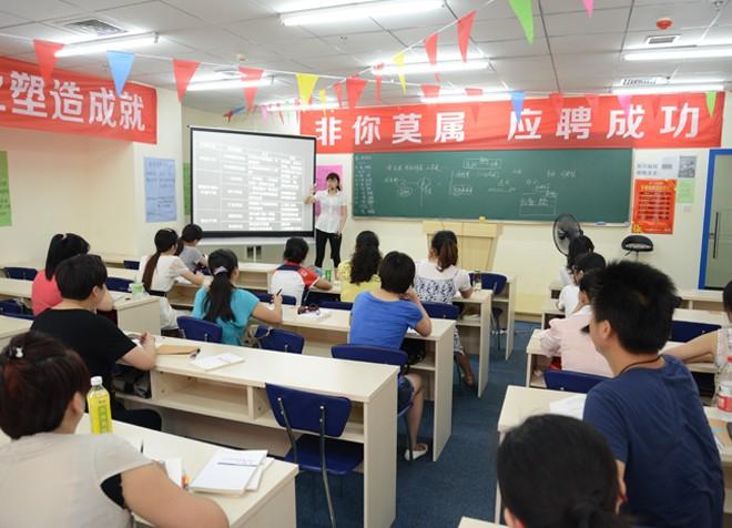 宁波仁和会计学校-学生上课环境