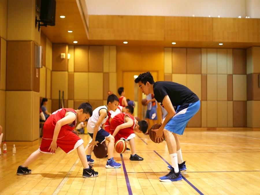 成都未来体育篮球培训学校