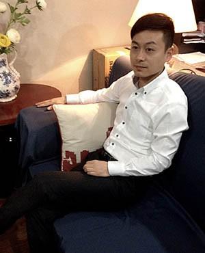 郑州华人教育设计总监-陈勇