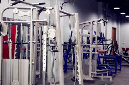北京567go健身学院-器械展示