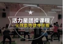 明星团操健身教练课程