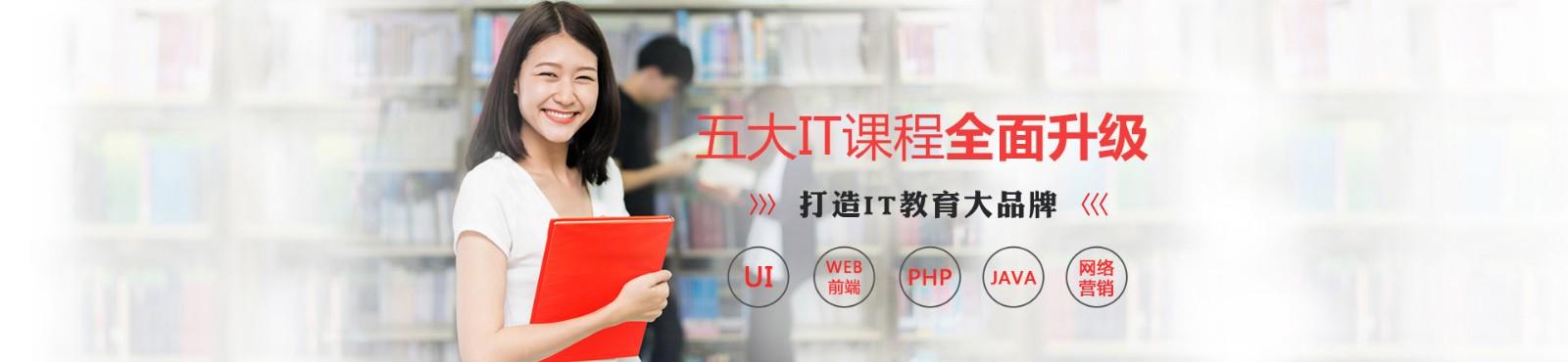 河南黑马IT合乐彩票app机构 横幅广告
