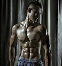 西安创体健身教练培训-张通