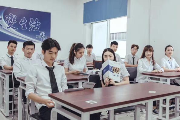 长沙北大青鸟学校-课堂