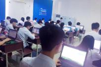 长沙北大青鸟千赢国际登录学校-教室