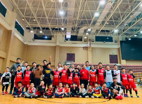 西安篮之星篮球训练营