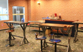 成都北方钓鱼台烹饪学校-调酒教室