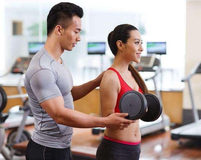 北京健身学院-训练场地