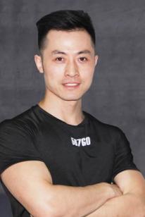 西安567GO健身教练培训学校-左鹏培训师