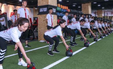济南567go健身教练合乐彩票app学校-学生上课