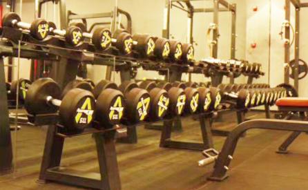 长沙567go健身教练betway体育app学校-器械展示