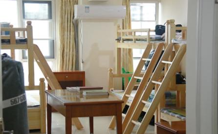 昆明567go健身学院-温馨宿舍