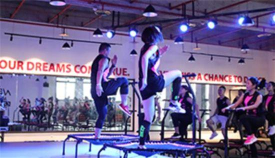 长沙567GO健身学院