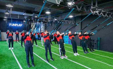 上海567go健身教练betway体育app学校-学生上课