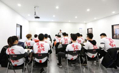 南京567go健身学院-上课实景