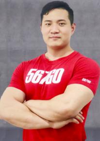 南京567go健身学院-陈洋betway体育app师