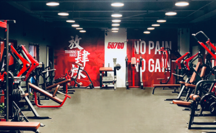 厦门567go健身教练betway体育app学校-器械展示
