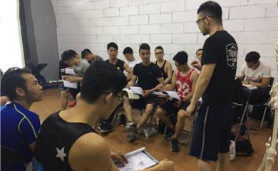 厦门567go健身教练betway体育app学校-学生上课