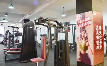 杭州567go健身教练betway体育app学校-器械展示