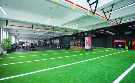 杭州567go健身学院-训练场地