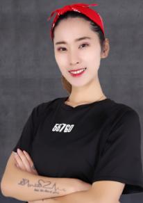 杭州567go健身教练培训-刘铭雪培训师