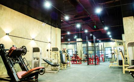 北京567go健身教练培训学校-器械展示