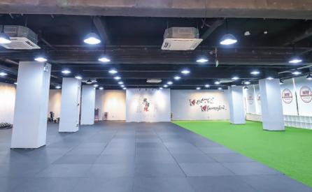 广州567go健身学院-训练场地