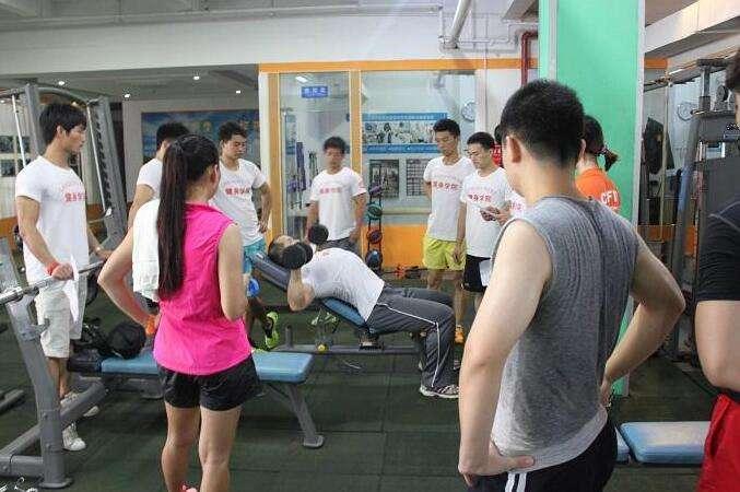 青岛567GO健身学院