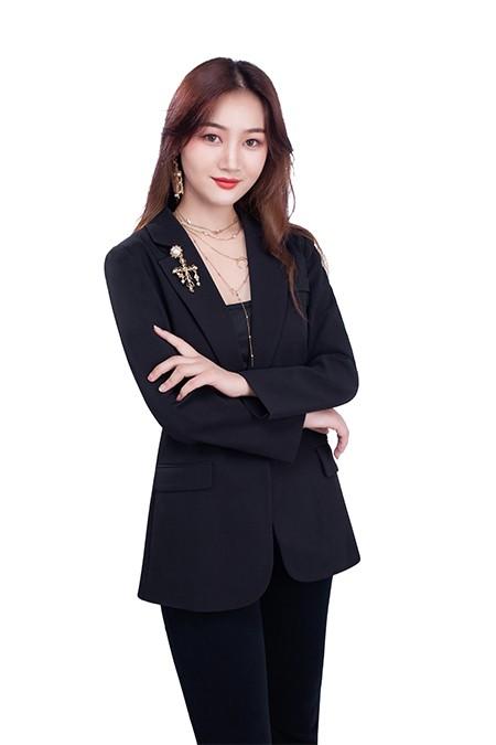 深圳首脑美甲学校-美甲讲师贾文欣