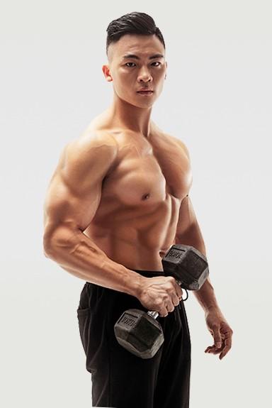 567GO健身学院健体导师刘基志