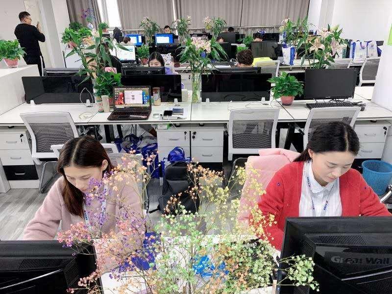 广州学天教育-上课环境